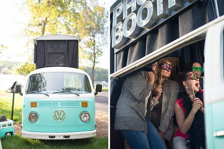Say Cheese This Volkswagen Van Is Also A Photo Booth
