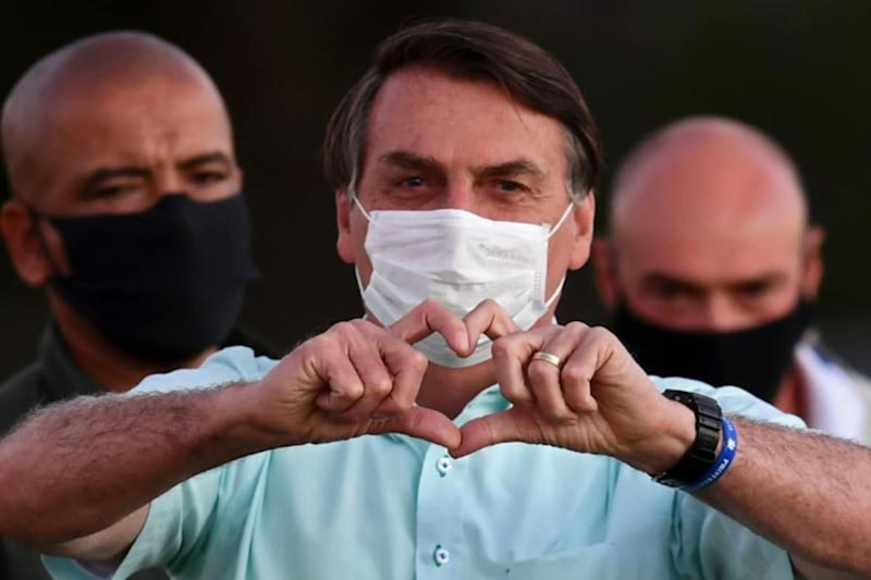 'Regret Deaths, But People Die Every Day': Recovered From Covid-19, Bolsonaro Says Nothing to Fear
