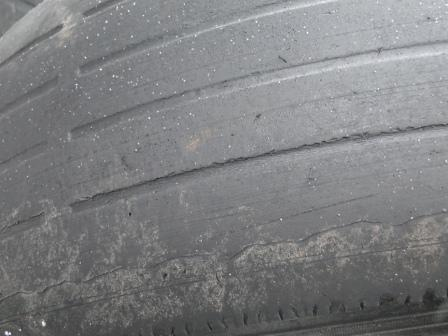 Question Of The Day: Can I Drive On Bald Tires?