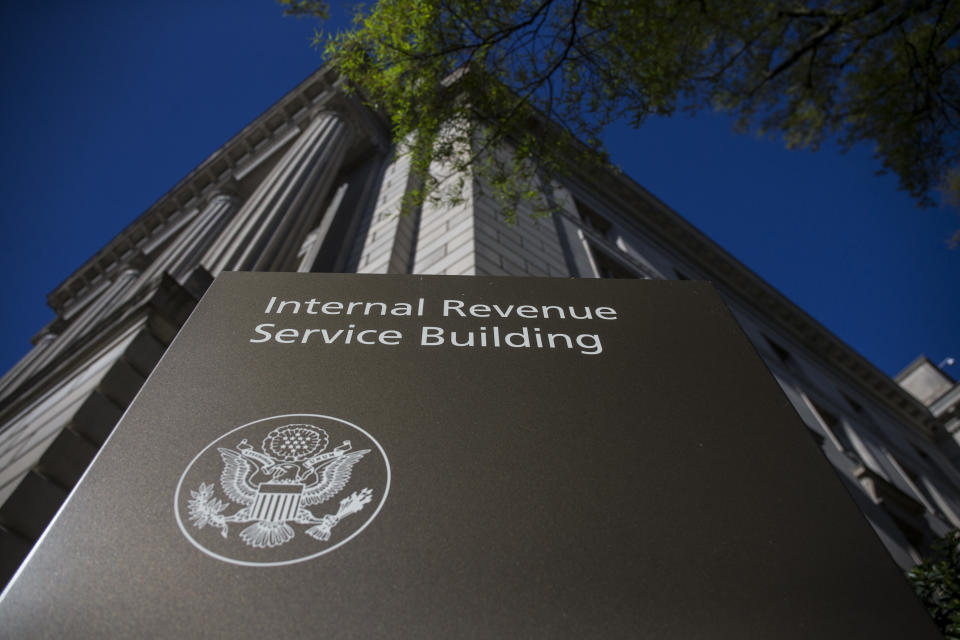 WASHINGTON, D.C. If the numbers on your tax return don't match the ones on your W-2, you may get a letter from the IRS and delay your tax refund. (Photo: Zach Gibson/Getty Images)
