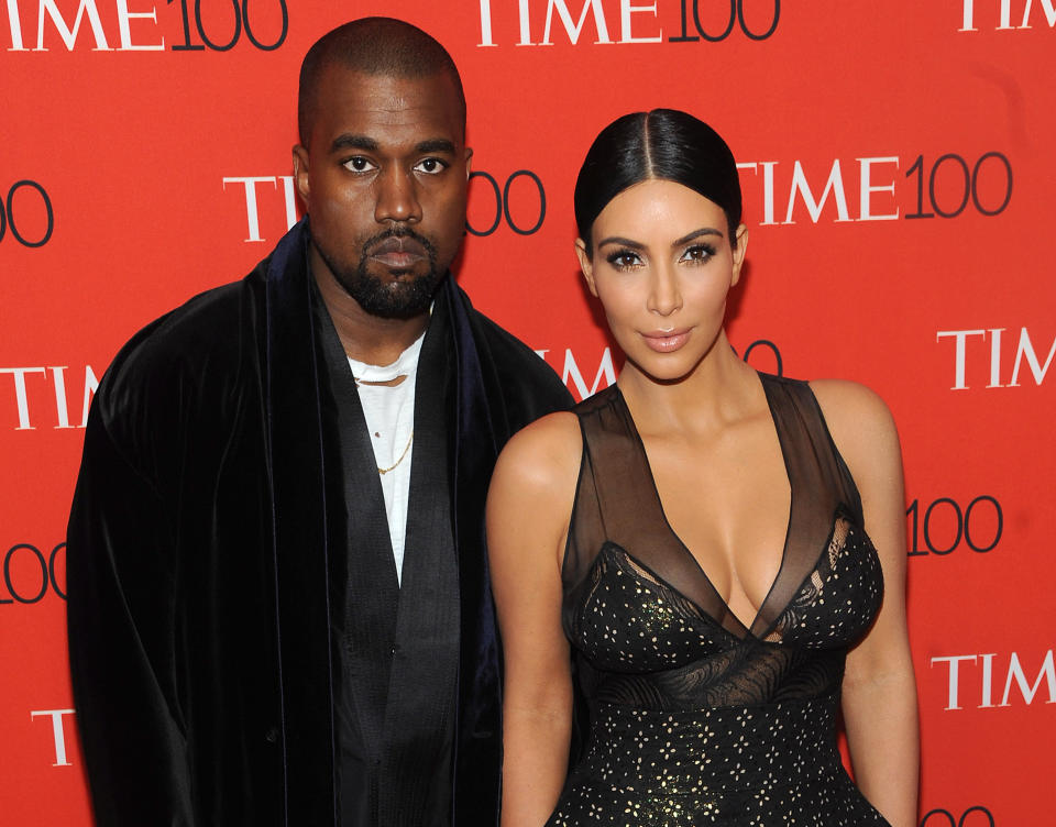 Kanye West and Kim Kardashian West attend the TIME 100 Gala at the Frederick P. Rose Hall headed for divorce 2021 rumours