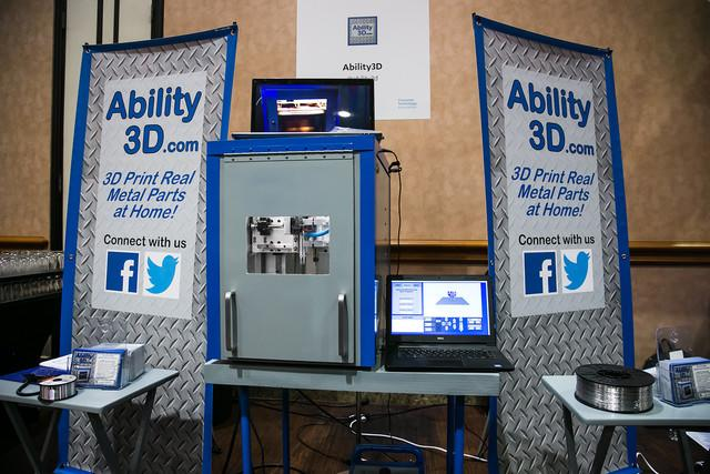 ability d metal printer ces