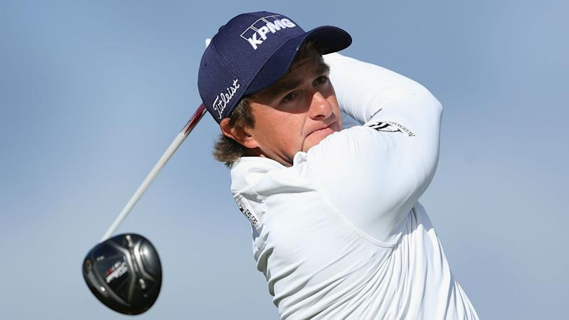 In-form Dunne shares Alfred Dunhill lead with Colsaerts
