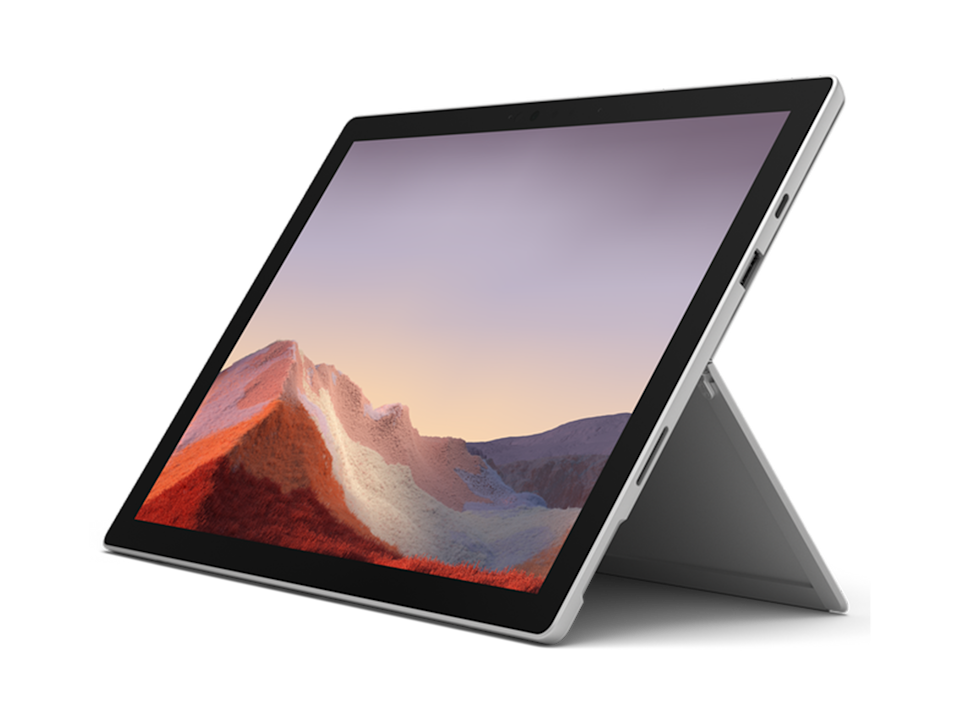 Microsoft Surface pro 7 12.3in tablet: Was £1,169, now £749, Amazon.co.uk (Amazon)