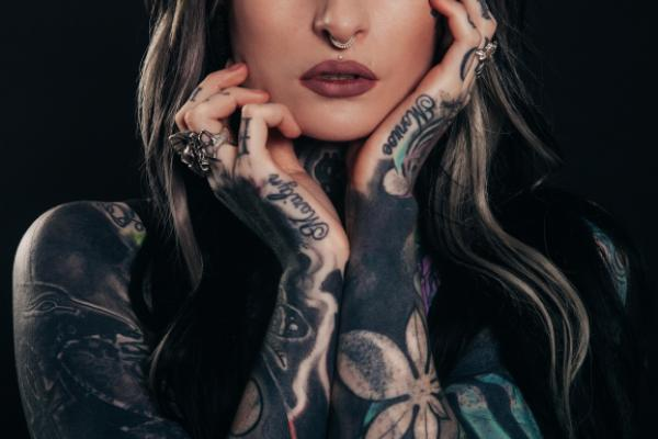 Cannabis Ink: Tattoos Of The Plant Are Gaining Popularity
