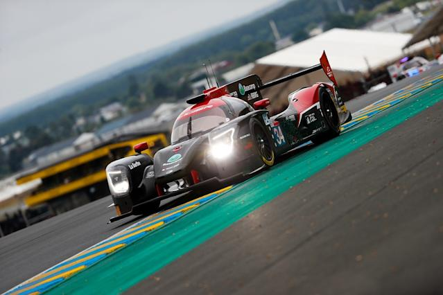 Penske's Taylor joins Jota-run squad at Le Mans