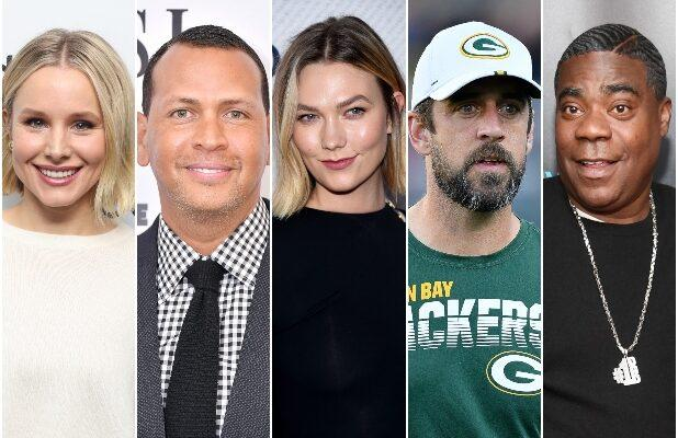 Kristen Bell, Tracy Morgan, A-Rod and More Join Quibi's 'Thanks a Million'