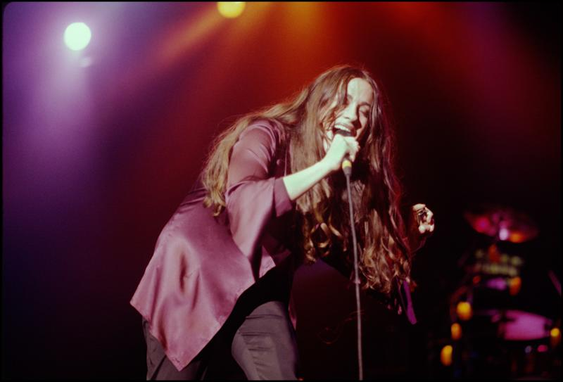 Alanis Morissette's Jagged Little Pill Is Going on Tour