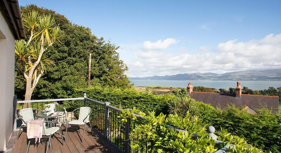 A Welsh gem with glorious sea views (Sykes Cottages)