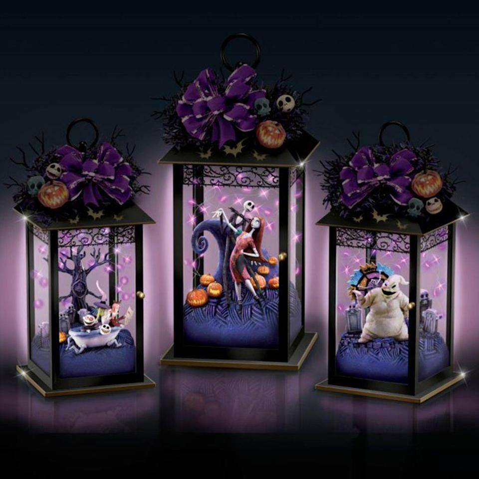 Oct 20, 2020 Barnstorm Halloween Party Nyc These 'Nightmare Before Christmas' Lanterns Will Give Your Space A