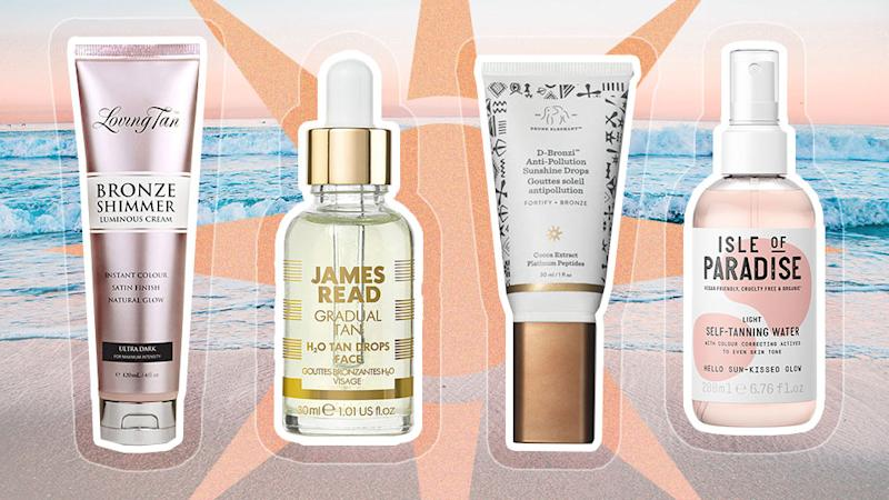 16 Self-Tanner Alternatives For a Next-Level Glow Minus the Mitts