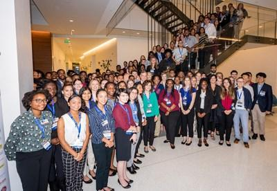 Dominion Energy recently hosted a diversity student conference for 125 students from around the U.S. (PRNewsfoto/Dominion Energy)