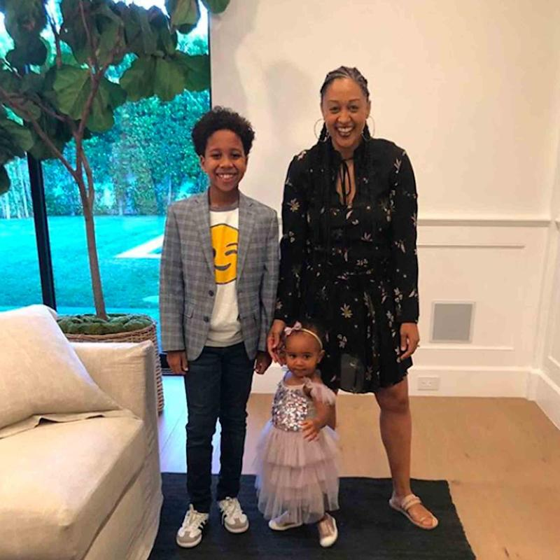 "Tia Mowry on Returning to Work After Having Kids: ""You Should Not Be Feeling Guilty About This at All"""