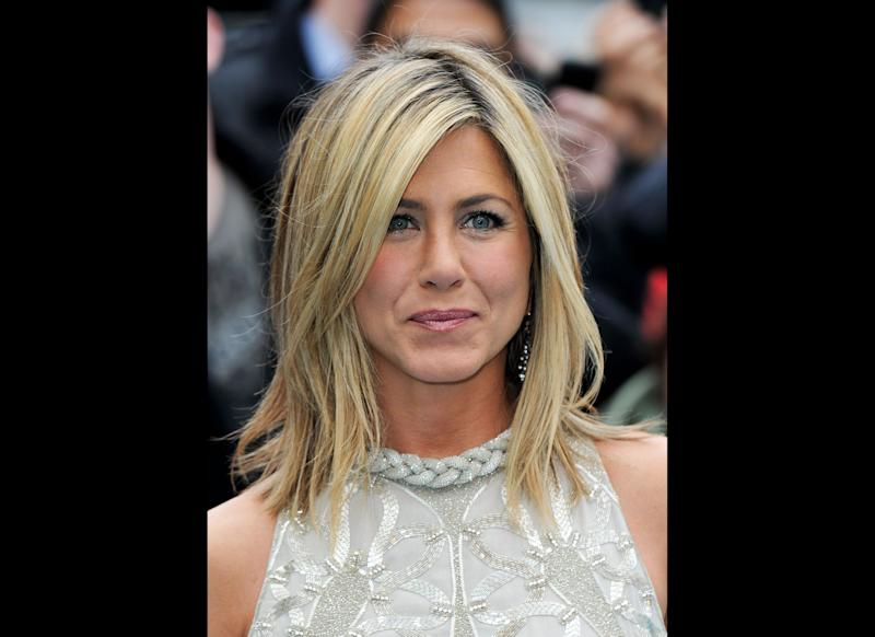 LONDON, ENGLAND - JULY 20: Actress Jennifer Aniston attends the UK film premiere of 'Horrible Bosses' at BFI Southbank on July 20, 2011 in London, England. (Photo by Gareth Cattermole/Getty Images)
