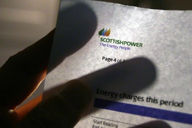 Scottish Power banned from sales for 12 days