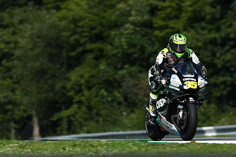 Crutchlow explains why new yellow flag rule is