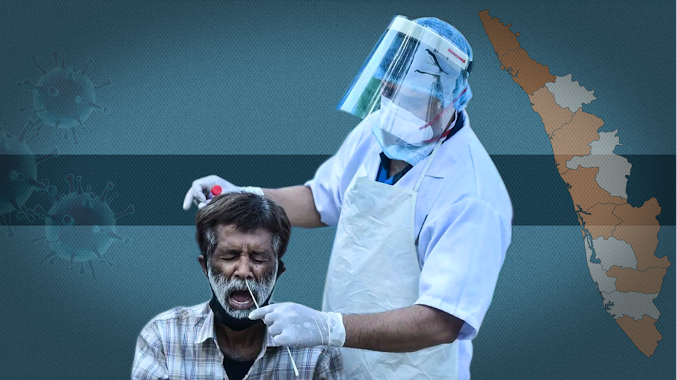 Kerala planning to conduct 2.5L coronavirus tests in two days