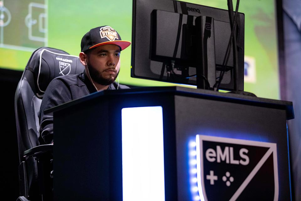 Fox Sports will broadcast an eMLS tournament while the league is suspended because of the COVID-19 pandemic. (Paul Rutherford/USA Today)