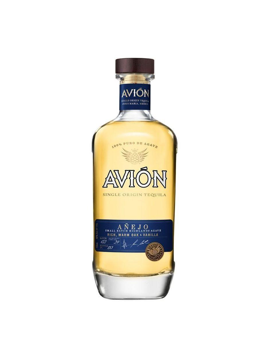 "<p><strong>Avion</strong></p><p>reservebar.com</p><p><strong>$67.00</strong></p><p><a href=""https://go.redirectingat.com?id=74968X1596630&url=https%3A%2F%2Fwww.reservebar.com%2Fproducts%2Favion-anejo-2&sref=https%3A%2F%2Fwww.delish.com%2Fentertaining%2Fg31903538%2Fbest-tequila-brands%2F"" rel=""nofollow noopener"" target=""_blank"" data-ylk=""slk:BUY NOW"" class=""link rapid-noclick-resp"">BUY NOW</a></p><p>It's required that añejo tequila be aged for just one year, but Avión makes sure its añejo stays in the barrels for two years. Doubling that age requirement is what gives this tequila and amber color and aromas of burnt agaves, peaches, and persimmons. </p>"