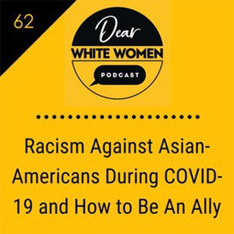 """<p>Described as a social justice podcast, <a href=""""https://www.dearwhitewomen.com/about"""" rel=""""nofollow noopener"""" target=""""_blank"""" data-ylk=""""slk:Dear White Women"""" class=""""link rapid-noclick-resp"""">Dear White Women</a> is hosted by Sara and Mishasha, two half-Japanese, half-white women who created the show as a way to talk about racial identity, among other issues.</p>"""