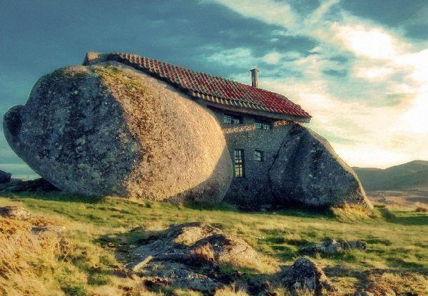 """<div class=""""caption-credit""""> Photo by: Home Design Latest</div><div class=""""caption-title"""">Between a Rock and a Hard Place</div>On your next trip to Portugal make sure to take a second look at the rocks. <br> <b><i><a href=""""http://blogs.babble.com/family-style/2011/06/30/7-outrageous-real-life-kid-rooms/"""" rel=""""nofollow noopener"""" target=""""_blank"""" data-ylk=""""slk:Related: The 7 most outrageous kids' rooms"""" class=""""link rapid-noclick-resp"""">Related: The 7 most outrageous kids' rooms</a><b><i><br></i></b></i></b>"""