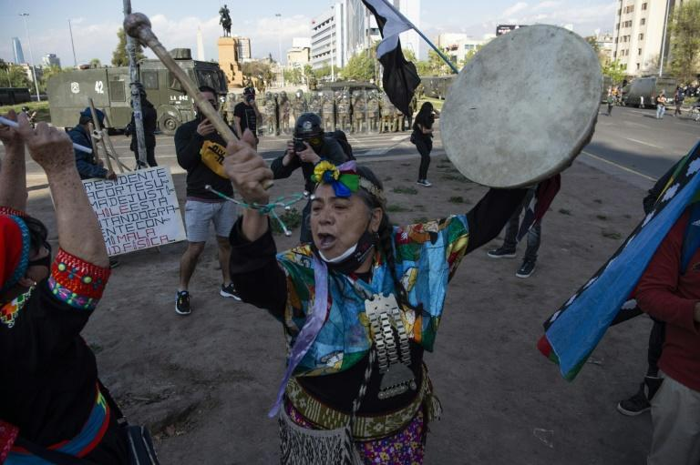 The Mapuche indigenous people are divided over how to achieve their aims, whether through sabotage or the ballot box
