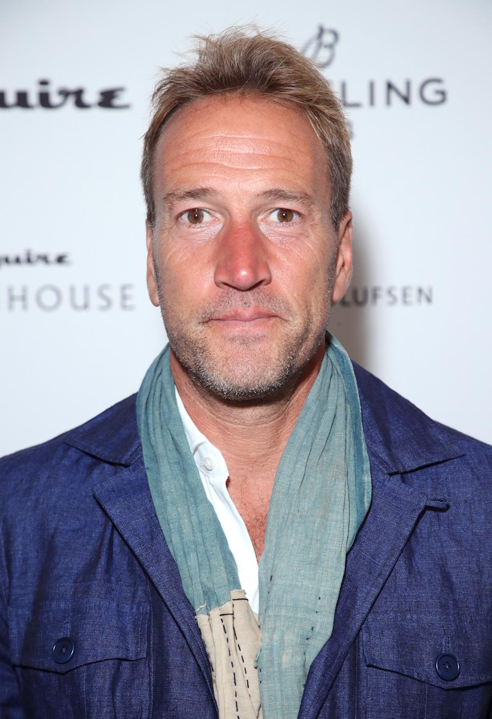 LONDON, ENGLAND - OCTOBER 19: Ben Fogle attends Esquire Townhouse on October 19, 2019 in London, England. (Photo by Mike Marsland/WireImage)