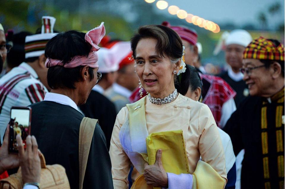 Photo credit: THET AUNG - Getty Images