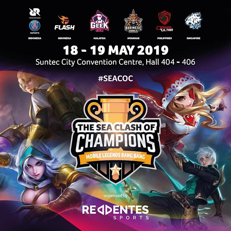 Weekly eSports guide (13-20 May) - MLBB in focus, Sin