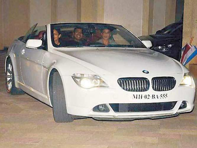 <p>Shah Rukh believes in numerology.If you find any high-end car near Bandra West (in Mumbai) with a 555 number plate then there is a fat chance that the car belongs to Shah Rukh Khan. </p>