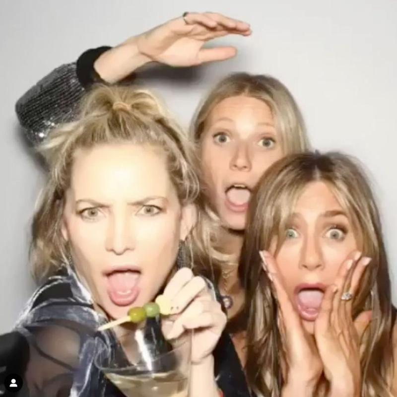 Kate Hudson, Gwyneth Paltrow, Jennifer Aniston | Kate Hudson/Instagram