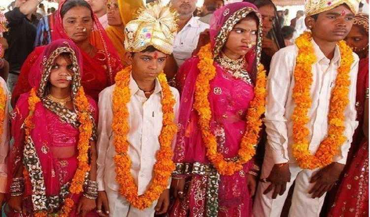 Groom, bride age proof on wedding cards in Bundi to check child marriages