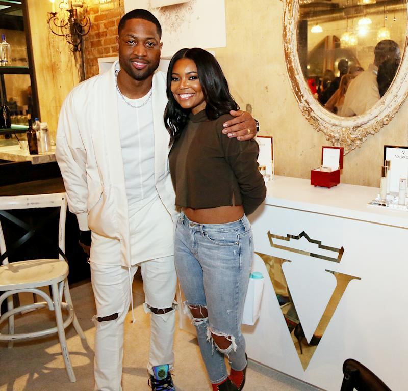 Who is gabrielle union married to