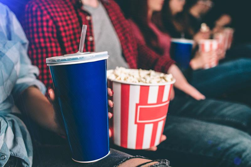 Cinemas are opening their doors after months of empty screens. (Credit: Getty)