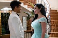 """<p>Lara Jean and Peter's new relationship hits a speed bump when the last recipient of Lara Jean's secret letters shows up. As she struggles with feelings for two guys, Lara Jean has to figure out what she really wants out of life - and love.</p> <p>Watch <a href=""""http://www.netflix.com/title/81030842"""" class=""""link rapid-noclick-resp"""" rel=""""nofollow noopener"""" target=""""_blank"""" data-ylk=""""slk:To All the Boys: P.S. I Still Love You""""><strong>To All the Boys: P.S. I Still Love You</strong></a> on Netlfix now.</p>"""
