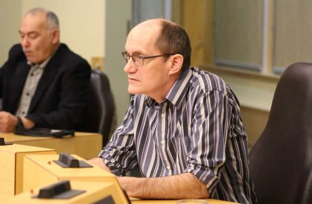 Dr. Michael Patterson, Nunavut's chief public health officer, will provide an update on the COVID-19 situation in the territory Monday. (Emma Tranter/The Canadian Press - image credit)