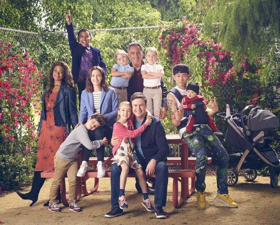 "<p>As the title suggests, this ABC sitcom is about a group of <a href=""https://www.popsugar.com/family/How-Friends-Can-Help-Single-Parents-45914908"" class=""ga-track"" data-ga-category=""Related"" data-ga-label=""https://www.popsugar.com/family/How-Friends-Can-Help-Single-Parents-45914908"" data-ga-action=""In-Line Links"">single parents who form their own support group</a> to help them all face the challenges of raising children single-handedly. With a cast that includes <strong>Gossip Girl</strong>'s <a class=""sugar-inline-link ga-track"" title=""Latest photos and news for Leighton Meester"" href=""https://www.popsugar.com/Leighton-Meester"" target=""_blank"" data-ga-category=""Related"" data-ga-label=""https://www.popsugar.com/Leighton-Meester"" data-ga-action=""&lt;-related-&gt; Links"">Leighton Meester</a>, <strong>Saturday Night Live</strong>'s Taran Killam, and <strong>Scandal</strong>'s Kimrie Lewis, this is a single-parents group we definitely want in on.</p> <p><a href=""http://www.hulu.com/series/single-parents-b8d6de02-4634-4887-be64-7c76b1a91144"" target=""_blank"" class=""ga-track"" data-ga-category=""Related"" data-ga-label=""http://www.hulu.com/series/single-parents-b8d6de02-4634-4887-be64-7c76b1a91144"" data-ga-action=""In-Line Links"">Watch <strong>Single Parents</strong> on Hulu</a>.</p>"