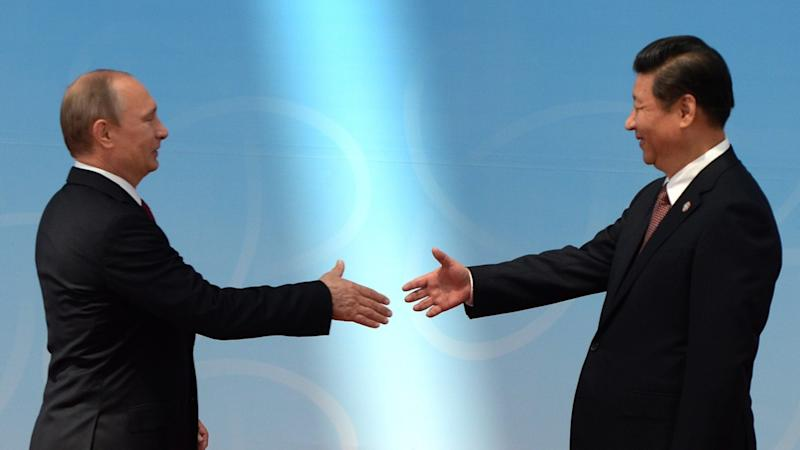China's Xi Jinping and Russia's Vladimir Putin are putting strongman politics back on the map