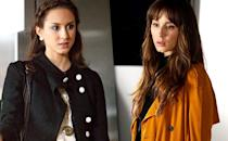 <p>Bellisario began acting at the age of 3, with roles on shows produced by her father Donald, including <em>Quantum Leap</em>, <em>JAG</em>, and <em>NCIS</em>. Spencer was a highly intelligent, driven high school student, and took her talents to Washington, D.C. as a lobbyist. (Photo: ABC/Getty Images) </p>