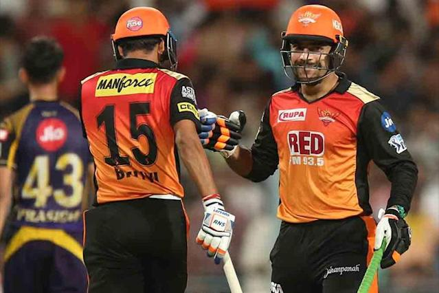 Experienced Sunrisers Hyderabad (SRH) batsman Yusuf Pathan said Rashid Khan's belligerent batting against Kolkata Knight Riders (KKR) in the Indian Premier League (IPL) Qualifier 2 was not a surprise