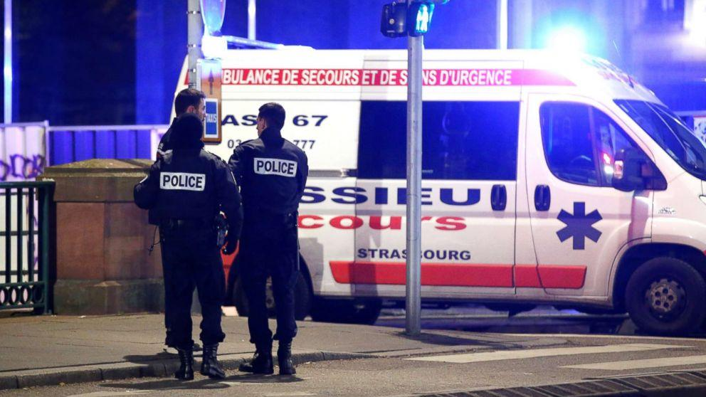Suspect in deadly shooting in France 'neutralized' during standoff with police, authorities say (ABC News)