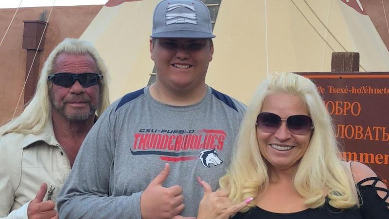 Dog The Bounty Hunter's Son Posts Heartbreaking Message About Missing His  Mom