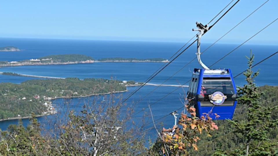 Take in the stunning views from Atlantic Canada's only Gondola