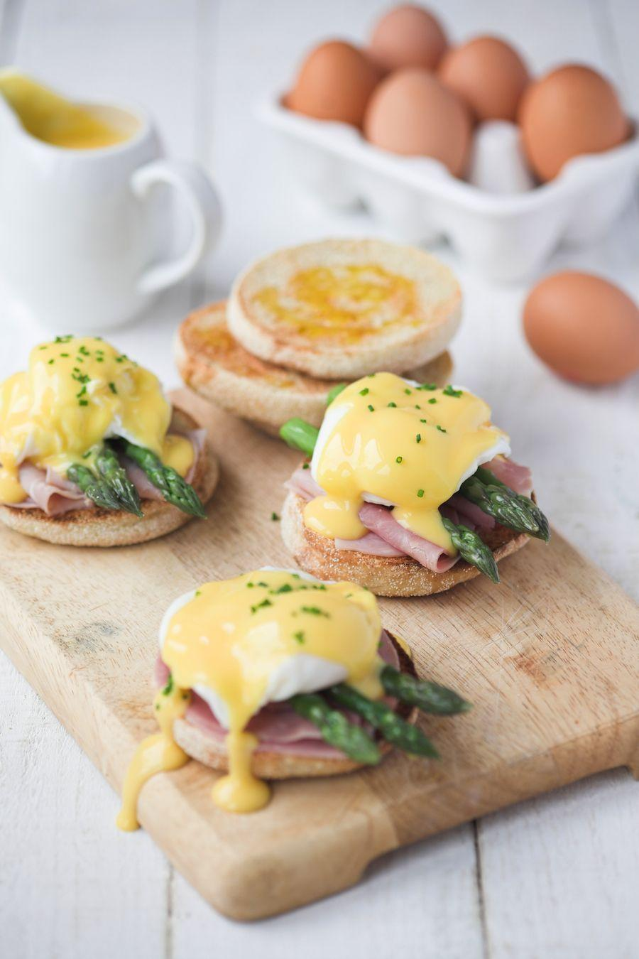 """<p>This springy, sophisticated egg dish is best paired with a mimosa. </p><p><a href=""""http://www.partybluprintsblog.com/party-themes/galentines-day-brunch-recipes-tips/"""" rel=""""nofollow noopener"""" target=""""_blank"""" data-ylk=""""slk:Get the recipe from Party Blueprints Blog »"""" class=""""link rapid-noclick-resp""""><em>Get the recipe from Party Blueprints Blog »</em></a></p>"""