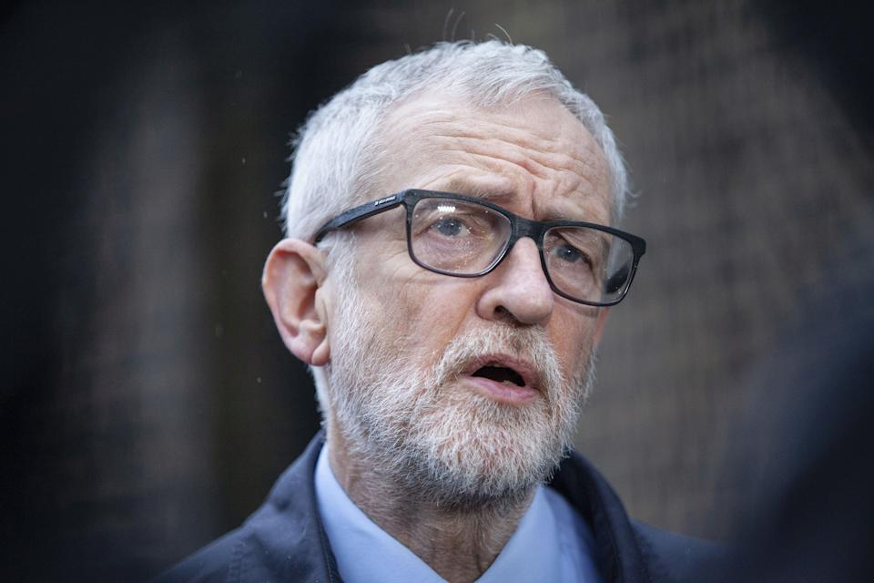 Former Labour leader Jeremy Corbyn is among those who have signed the letter to Rishi Sunak (Photo: PA)