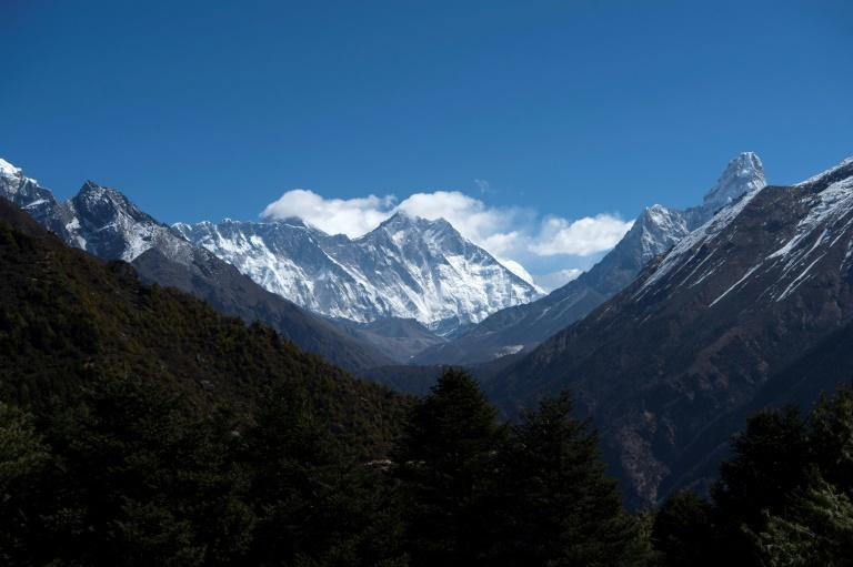 More than 350 people have summited Everest so far this spring