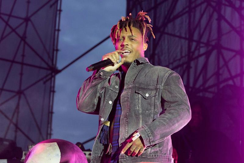 Juice WRLD has died aged 21: Invision/AP