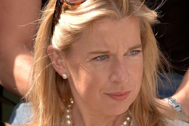 Wimbledon Simulator Katie Hopkins photocall - London
