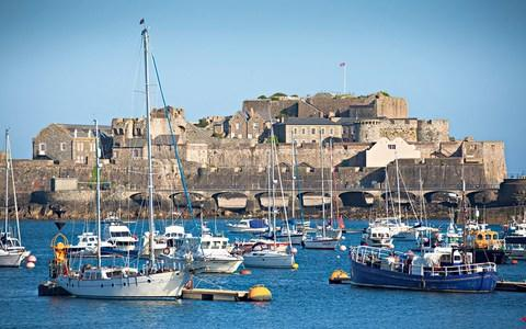St Peter Port is an extremely pretty town - Credit: © Chris George +44(0)7781 424412/CHRIS GEORGE +44(0)7781 424412