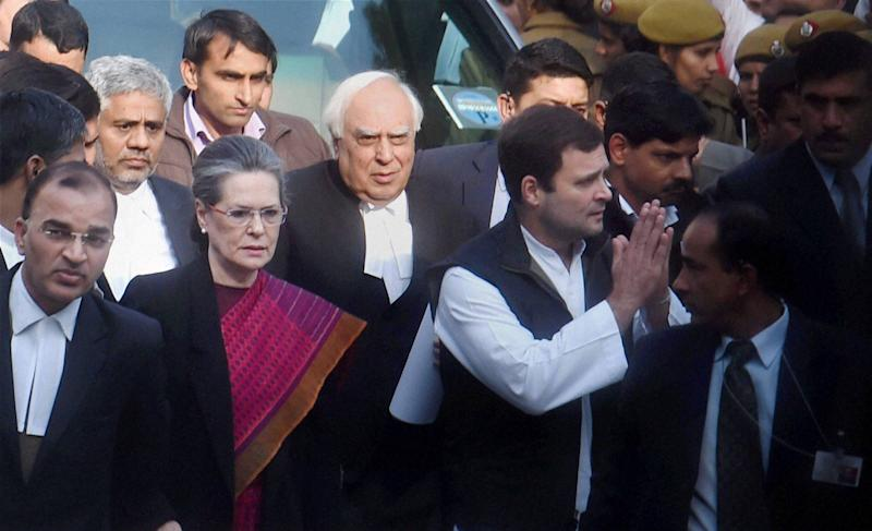 Sonia, Rahul Garner Support in Bid to Elect India's Next President